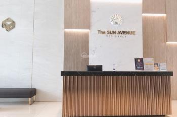 Cần cho thuê gấp căn hộ The Sun Avenue 1 - 3PN full NT từ 12 tr/th. LH: 0938 418 298
