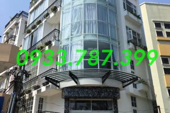 Bán gấp MT Trần Khánh Dư DT 4.6x18m 3 tầng. Giá 36 tỷ