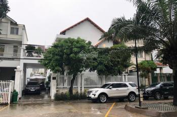 Biệt thự trong khu compound cao cấp Lương Định Của, P. An Phú, Quận 2, DT: 442M2, Gía 59 tỷ