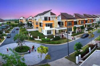 Nhà phố Ecohome 2 nằm trong khu đô thị Ecolakes giá 1,5 tỷ/ căn 1 trệt 1 lầu