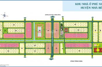 Nhận ký gửi mua bán đất nền KDC Vạn Phát Hưng dãy A10 view rạch, DT 144m2, 32.5tr/m2 LH 0934179811