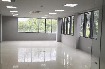 Cho thuê văn phòng Quận Đống Đa, khu vực Chùa Láng, Nguyễn Chí Thanh, DT 85m2, LH: 0866 613 628
