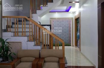 Cần bán nhà mới xây trong ngõ đường Giải Phóng 41m2, 5 tầng, giá 3,95 tỷ