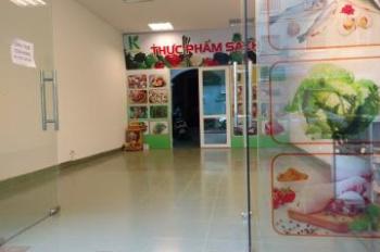 Cho thuê cửa hàng mặt phố Nguyễn Công Hoan
