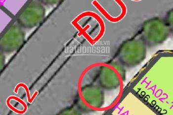 Bán cặp shophouse HA2 liền nhau, giá rẻ bất ngờ, LH 0989305682, DT 90m2, hướng Tây tứ trạch