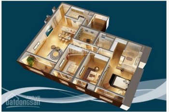 Bán căn hộ Dolphin Plaza 181m2 giá rẻ. LH: 0988821518 gặp Long