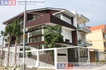 Cho thuê nguyên căn biệt thự 10x20m đường 17 khu B, An Phú An Khánh, Q2