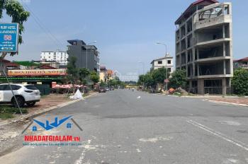 Bán 70m2 vị trí đẹp mặt đường 333 Ngô Xuân Quảng, Trâu Quỳ, Gia Lâm. LH 097.141.3456