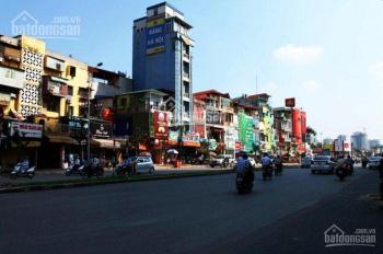 Cho thuê mặt bằng làm showroom mặt Láng Hạ, DT 750m2, MT 18m, giá 250 triệu/tháng