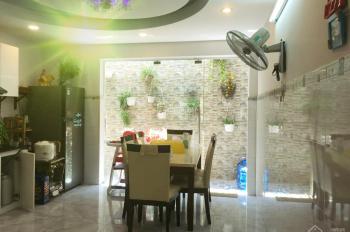 Bán Nhà rất đẹp hẻm xe hơi 750 Nguyễn Kiệm, phường 4, quận Phú Nhuận, hướng Tây Nam. DT 4x16,5m