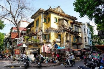 Bán nhà biệt thự phố cổ Tôn Đức Thắng, khu sầm uất gần Văn Miếu, Quốc Tử Giám