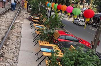 Cho thuê nhà mặt phố 31 Trần Phú đường tàu làm trà chanh, cafe, MT 6.8m, thông sàn, giá 25tr/th