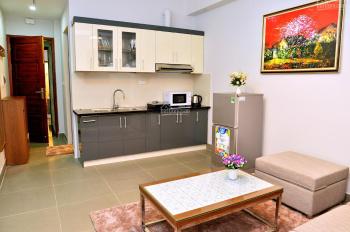 Chính chủ cho thuê căn hộ cao cấp Cầu Giấy full nội thất, khuyến mại cực sốc chỉ 8tr/th