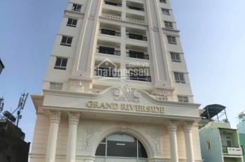 Bán 2 căn hộ Grand Riverside MT Bến Vân Đồn DT 49.4m2, căn góc DT 104m2, full NT - LH: 0903002996