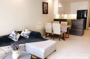 Thuê ngay CH Saigon Royal giá cực hấp dẫn, DT 81m2, 2PN, 2WC, full nội thất, LH Vân: 0909 943 694