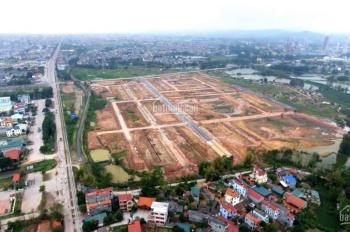Bán lô đất LK dự án KĐT Kosy Bắc Giang, cách TP Bắc Giang 1,5 km