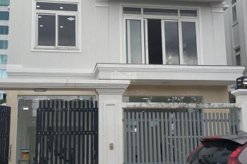 Cho thuê nhà An Phú quận 2, DT: 12*20m gara 1 trệt 2 lầu 3 sàn suốt nhà mới giá 72tr. LH 0933745397