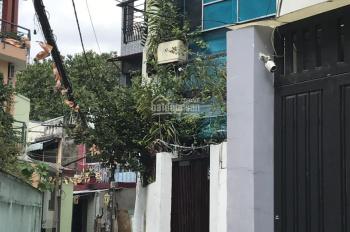 Bán nhà 2 mặt trước sau HXH hẻm số 8 Nguyễn Thiện Thuật, Phường 24, Bình Thạnh.