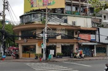 Cho thuê nhà góc 2MT CMT8 - Võ Văn Tần, P. 6, Q3, DT: 15x19m, giá thuê 420 triệu/th, 0902.900.365