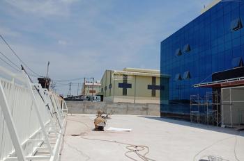 Xưởng KCN Bến Lức - DT: 2.500m2 chuyên: Phân bón, xi mạ, nhuộm, 53.000 đồng/m2/th. LH: 0933.449.578