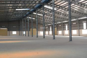 Cho thuê 04 kho xưởng mới, DT: 10.800m2, Đức Hòa - Long An. LH: 0961.498.812