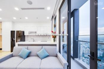 Cho thuê căn hộ sang trọng tại Vinhomes Ba Son
