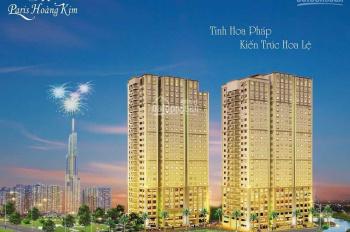 Bán giai đoạn 1 CH cao cấp Paris Hoàng Kim, mua trực tiếp từ CĐT, giá dự kiến 65tr/m2, TT 1%/tháng