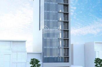 Cho thuê toà nhà 8 tầng, 2 mặt tiền đường Võ Văn Kiệt. Ngang trên 9m