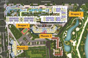 Bán gấp Topaz Elite Phoenix 1B-805 - 85m2, 2PN, 2WC, hướng Đông Nam, giá 2,62 tỷ