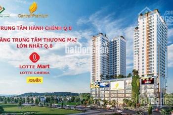 Tôi cần tiền KD muốn bán nhanh căn hộ Central Premium, Q8, 3PN. Giá rẻ hơn CĐT đến 1tỷ, LH ngay