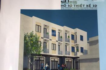 Bán nhà xây mới 1 trệt 2 lầu, đường Đặng Văn Bi, Phường Trường Thọ. Giá 1,7 tỷ