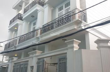Bán căn nhà 3 lầu còn mới đường 16, ngay cầu Bình Lợi, view sông cực đẹp, giá 6.05 tỷ