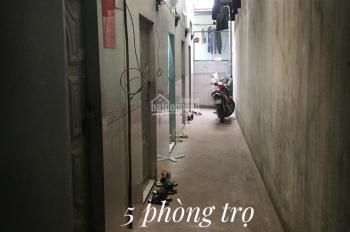Bán nhà có dãy trọ Phường Long Bình, trong chợ bò Long Bình, 137m2