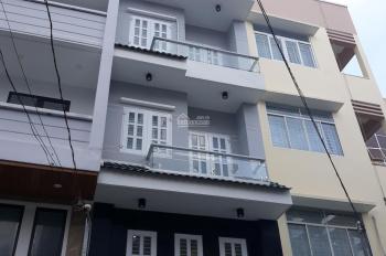Cho thuê nhà 2 mặt tiền hẻm xe hơi Cao Thắng, Quận 10, LH: 0936379771
