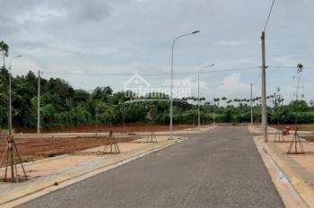 Bán đất nền tại vòng xoay Hòa Long mới TP Bà Rịa thổ cư 100m đường nhựa 6m - 45m