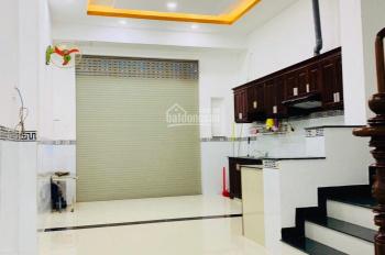 Bán nhà hẻm 16m thông Đỗ Thừa Luông, Q. Tân Phú 65m2, đúc 4 tấm, giá 7.5 tỷ