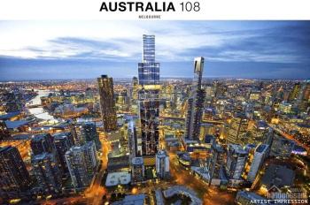 CẦN BÁN NHÀ TẠI TÒA NHÀ AUSTRALIA 108 - Biểu tượng Melbourne.