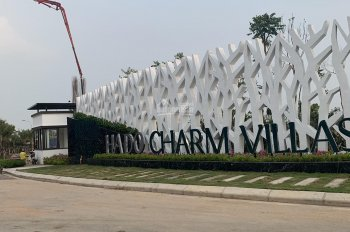 Chuyên bán liền kề, biệt thự KĐT Hà Đô Charm Villas - LH 0902139299 - giá rẻ thấp nhất TT