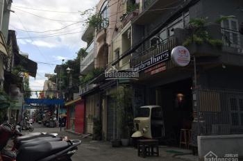 Bán nhà hẻm 6m 2 mặt tiền Nguyễn Cảnh Chân, P. Cầu Kho, Q1 trệt 2 lầu ST giá: 8,6 tỷ TL