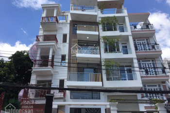 Nhà MT Nguyễn Văn Đậu, 5.5x15m, 3 lầu, 75m2 công nhận, có gara xe 7 chỗ, 6PN, 13.5 tỷ
