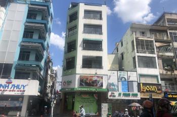 Cho thuê nhà mặt tiền đường Trần Hưng Đạo gần ngã tư An Bình (đường 2 chiều) 4,2x17m nở hậu, 5 tầng