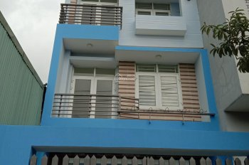 Bán nhà sổ hồng riêng MT đường Thạnh Xuân 22, phường Thạnh Xuân, Quận 12 diện tích 5x21m, đúc 4 tấm