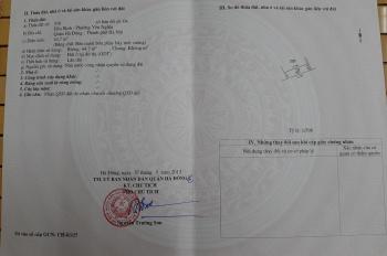 Bán đất tổ 14 Yên Nghĩa, Hà Đông, Hà Nội. LH chính chủ 0858005450