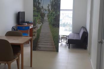 Cho thuê 1 phòng ngủ giá rẻ, đầy đủ nội thất