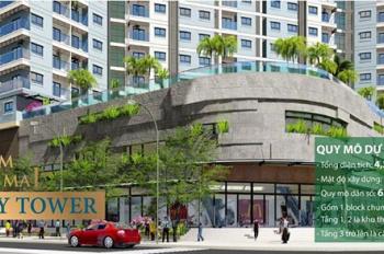 Mở bán đợt cuối dự án Blue Sky Tower - 1 sảnh thương mại đẹp nhất ngay  Quận 2, 0909 450 247