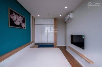 Cho thuê căn hộ LuxGarden Q.7, view sông thoáng mát, 3PN - 117m2 - 10tr/th. LH: 0898313229