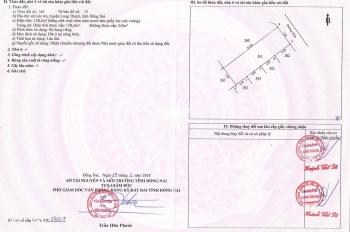 Bán đất Lộc An, 2 lô góc vị trí đẹp, thích hợp kinh doanh, giá 14tr/m2, cách SB LT 3km, SHR