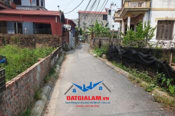 Bán lô đất thổ cư 50m2 xóm 3, Đông Dư, Gia Lâm, gần trạm y tế, ủy ban xã. LH: 0911882281