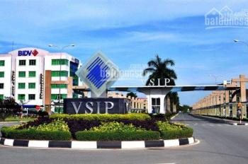 Cho thuê nhà 1 trệt 1 lầu KDC Việt Sing mở VP công ty cửa hàng buôn bán 8 triệu/th, LH 0383.229.967
