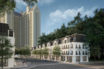 Bán liền kề, nhà phố đường Tam Trinh đối diện công viên Yên Sở, mặt tiền 6m. Diện tích 100m2 giá rẻ